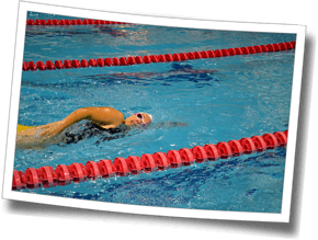 Triathlon swim stroke improvement at Discomfort Zone Fall Triathlon Clinic 2016