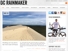 DC Rainmaker offers the most in-depth triathlon technology reviews I've ever seen.