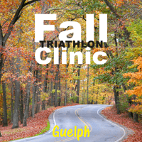 DZ Fall Triathlon & Stroke Improvement Clinic - Guelph